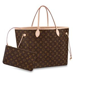 New Louise Vuitton Neverfull GM